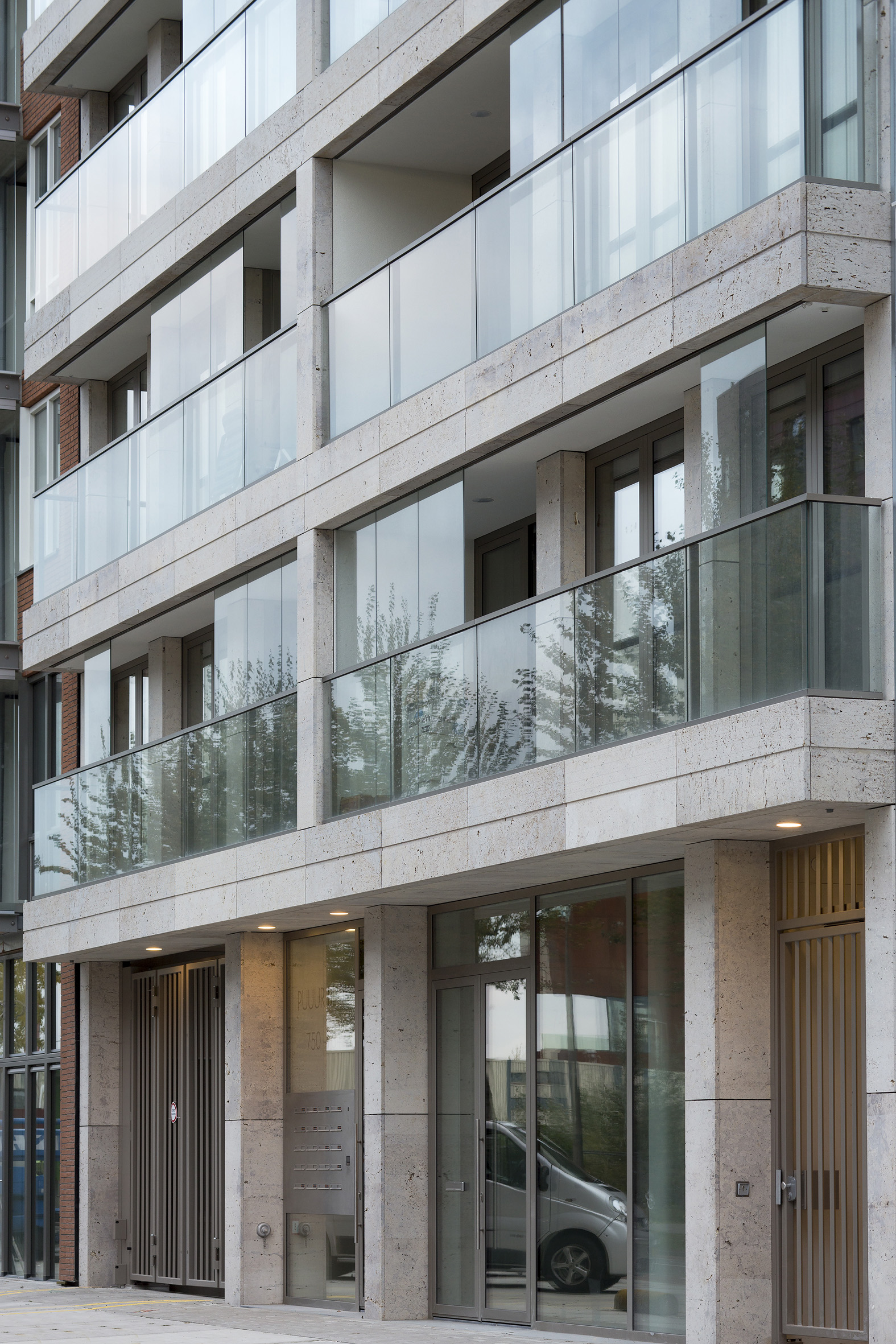 Atelier PUUUR BLOK loft apartement BLOK0 Houthaven Amsterdam CO zelfbouw