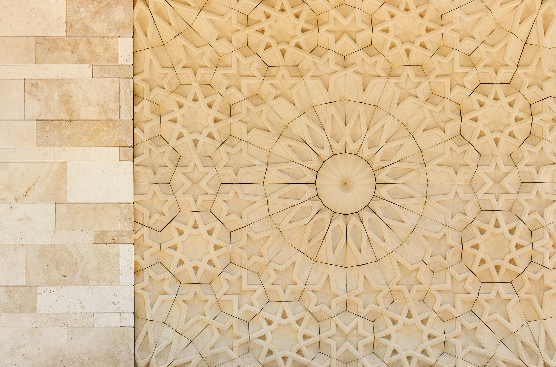 Islamitisch Uitvaartpaviljoen atelier PUUUR De Nieuwe Ooster ornament