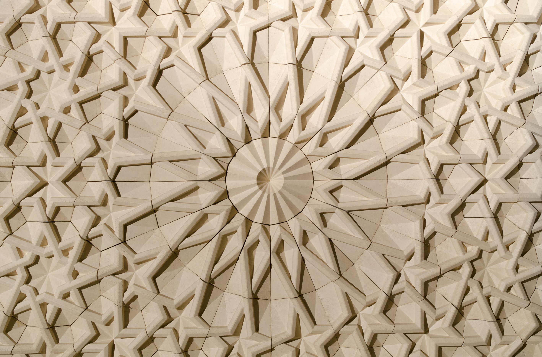 Islamitisch Uitvaartpaviljoen atelier PUUUR De Nieuwe Ooster ornament2