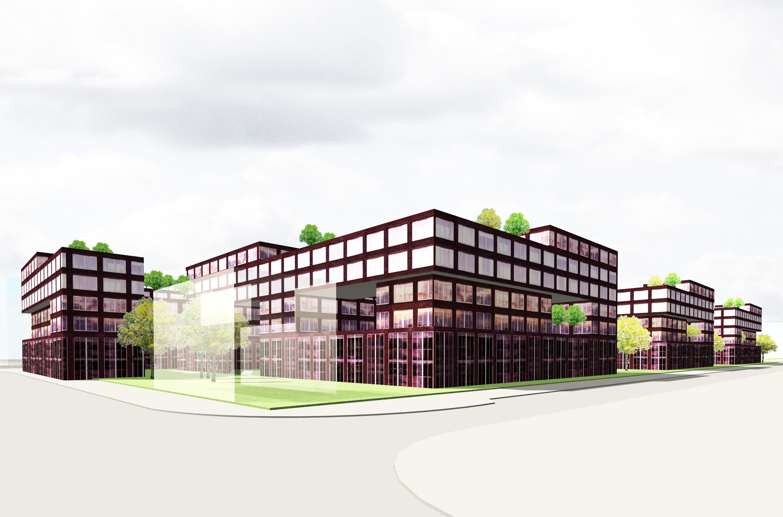 Lelylaan atelier PUUUR cultureel geinspireerd wonen woningbouw stedenbouwkundig plan BNA Jonge Architecten Prijsvraag