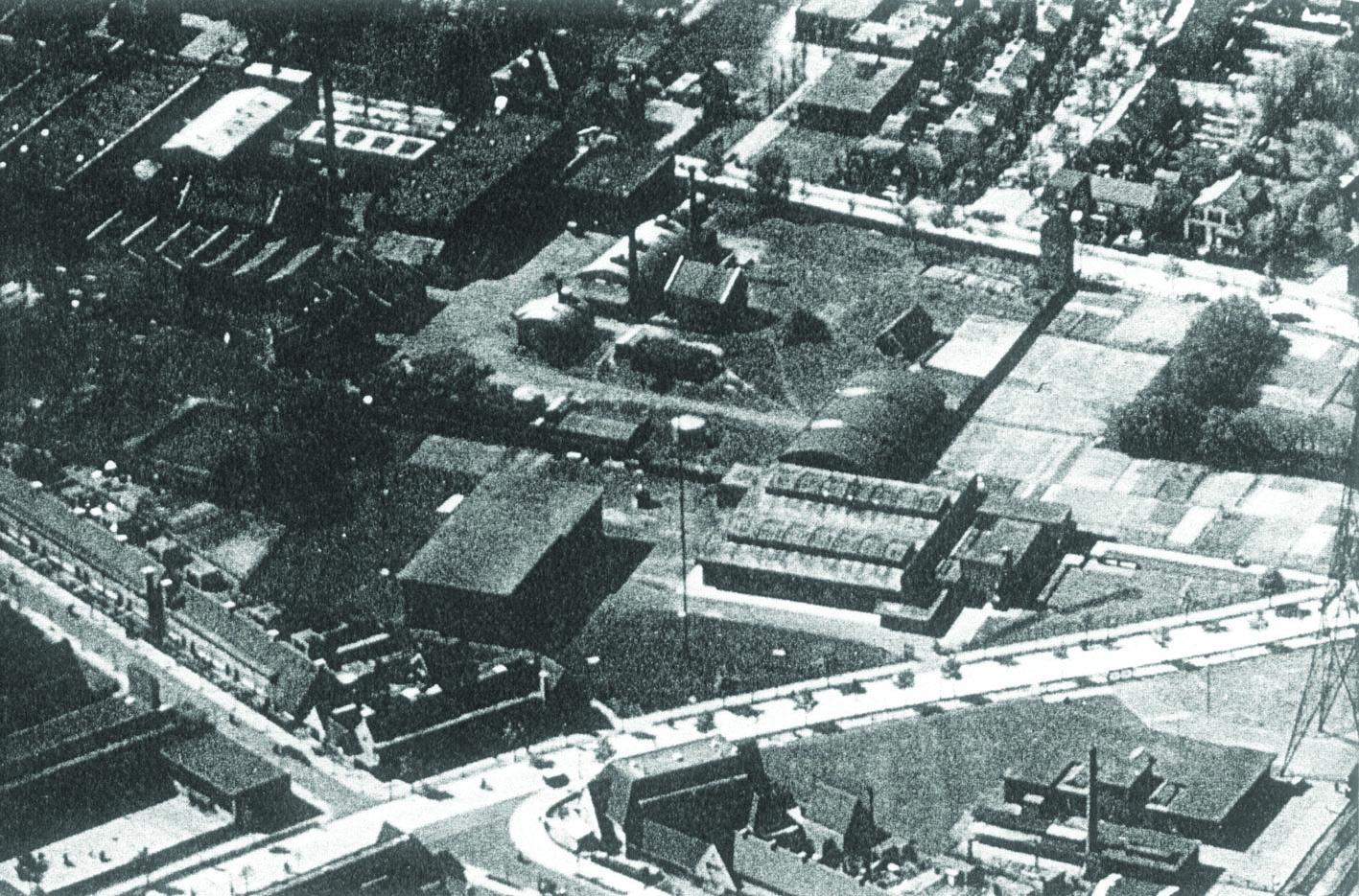 Lucent terrein 2 Ripolin 1935 Hilversum Alliantie Atelier PUUUR