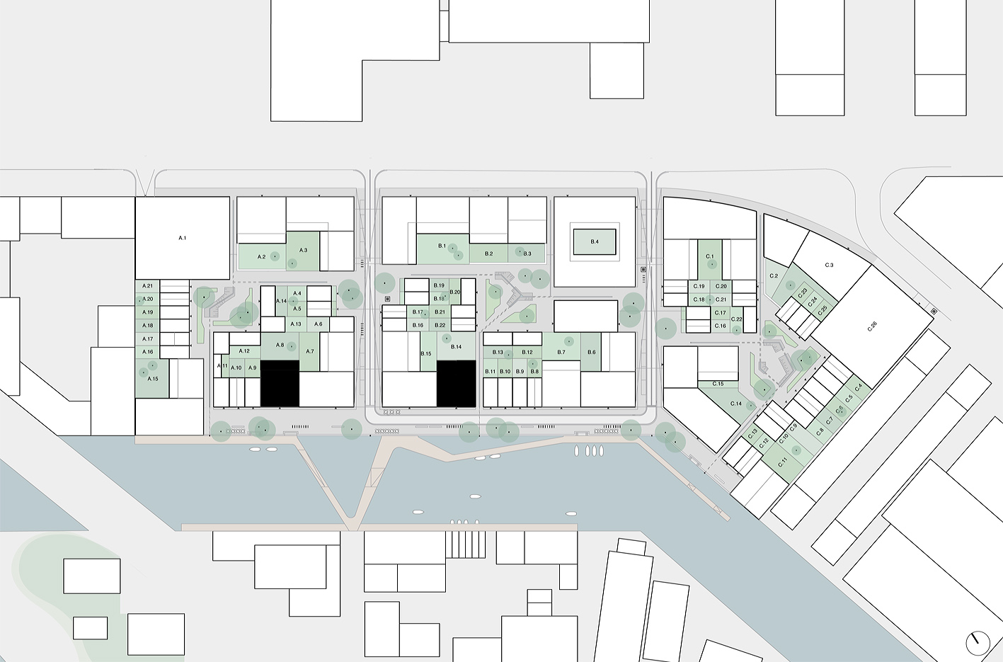 PUUUR&CO CPO Buiksloterham atelier PUUUR zelfbouw plankaart Amsterdam Noord