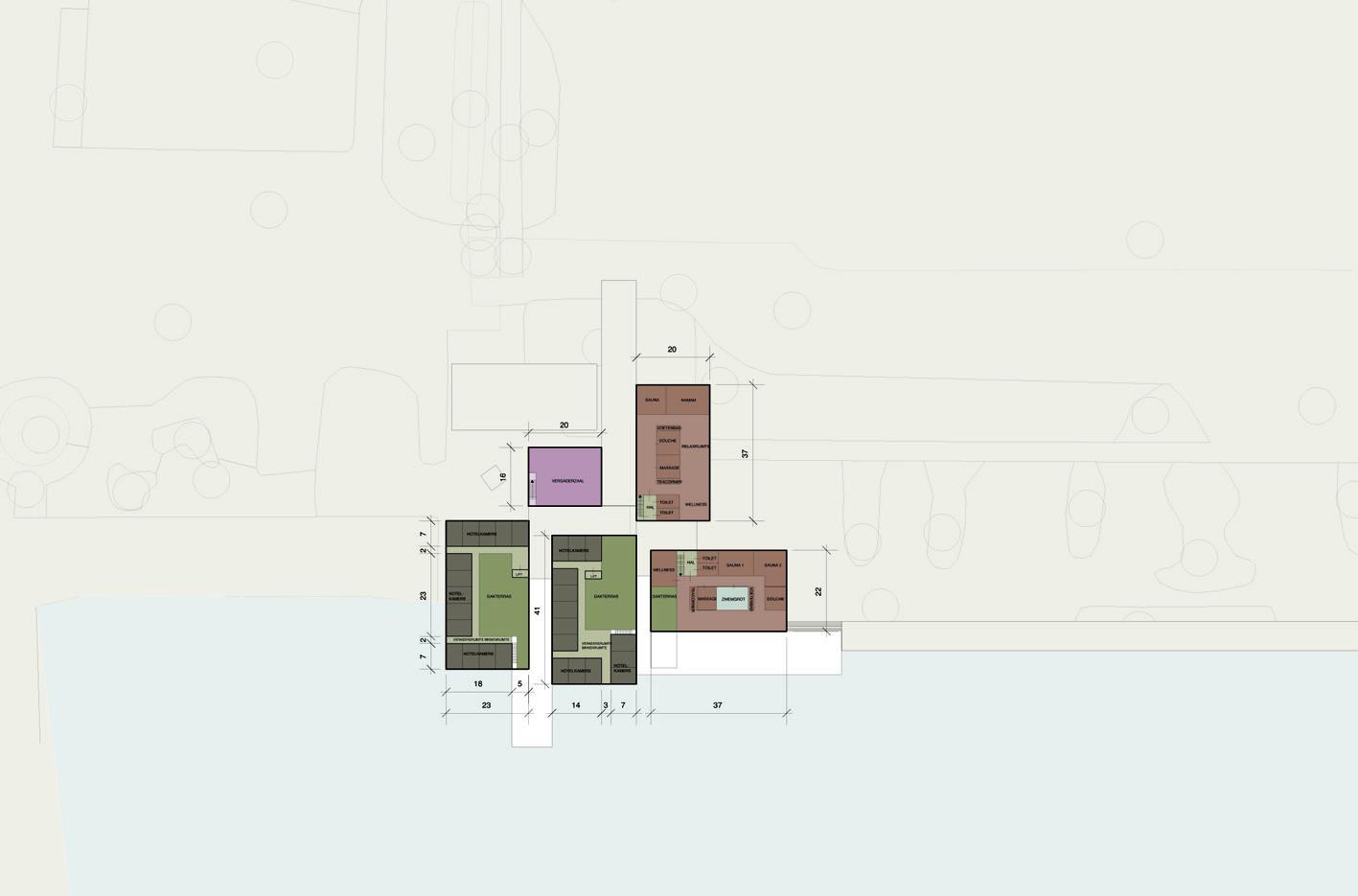 Spa Wellness Hotel Maarssen maarssenveenseplassen atelier PUUUR verdieping
