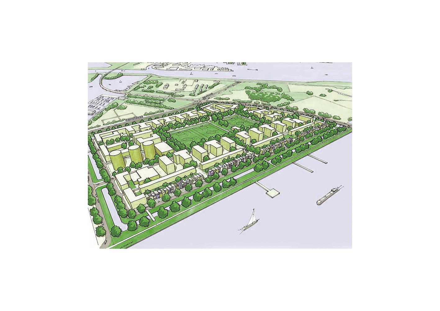 Zeeburgereiland PO zelfbouw kavel atelier PUUUR grondgebonden woning