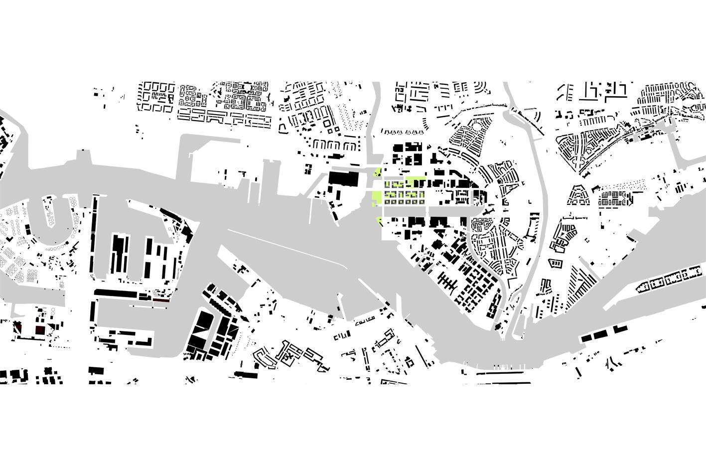 woonwerk casco lofts morfologie BSH Buiksloterham atelier PUUUR Amsterdam Noord stedenbouwkundig plan