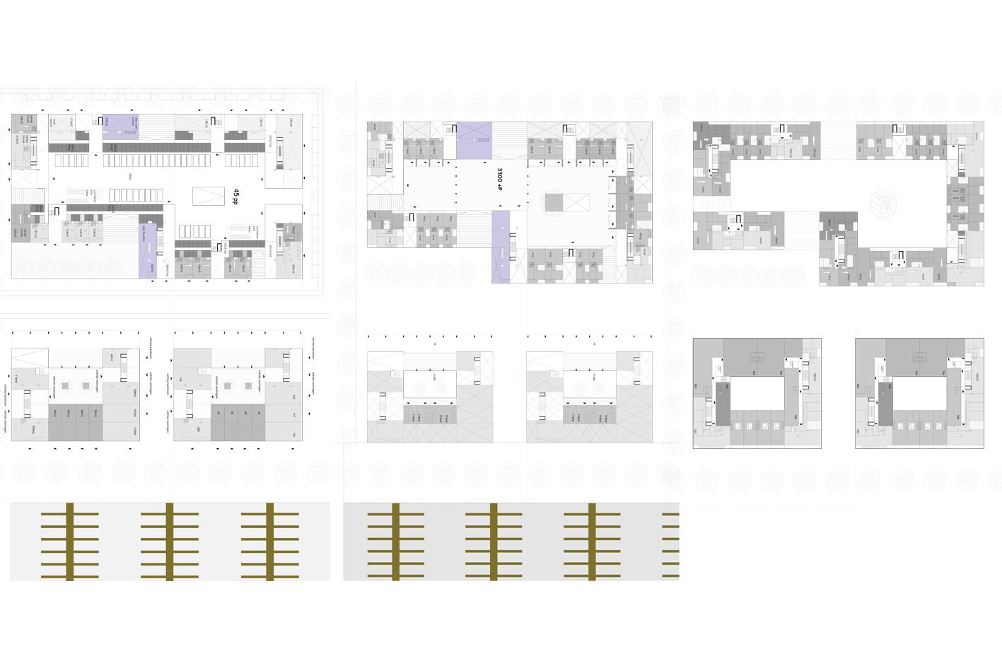 woonwerk casco lofts plattegronden BSH Buiksloterham atelier PUUUR Amsterdam Noord stedenbouwkundig plan