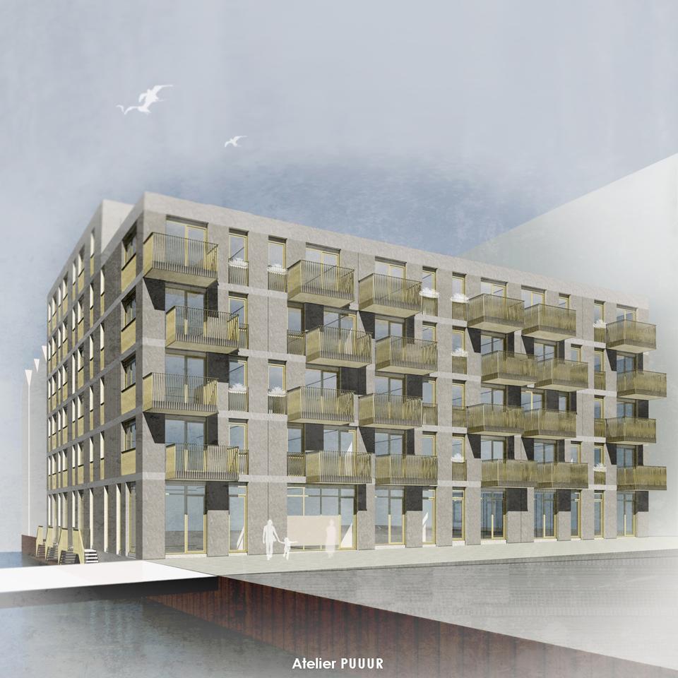 KGW C1 3D Frontaal straatbeeld AtelierPUUUR 72dpi
