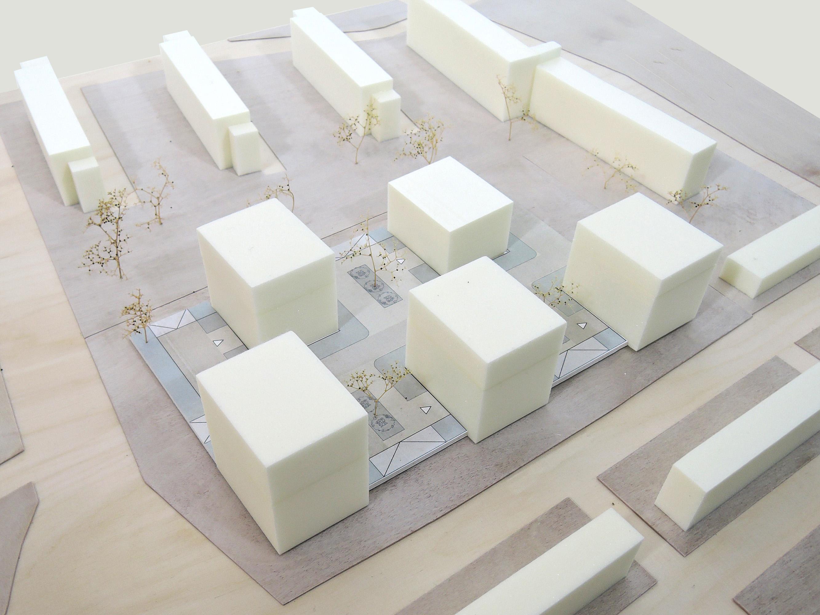 Lindenlaan maquette 2a