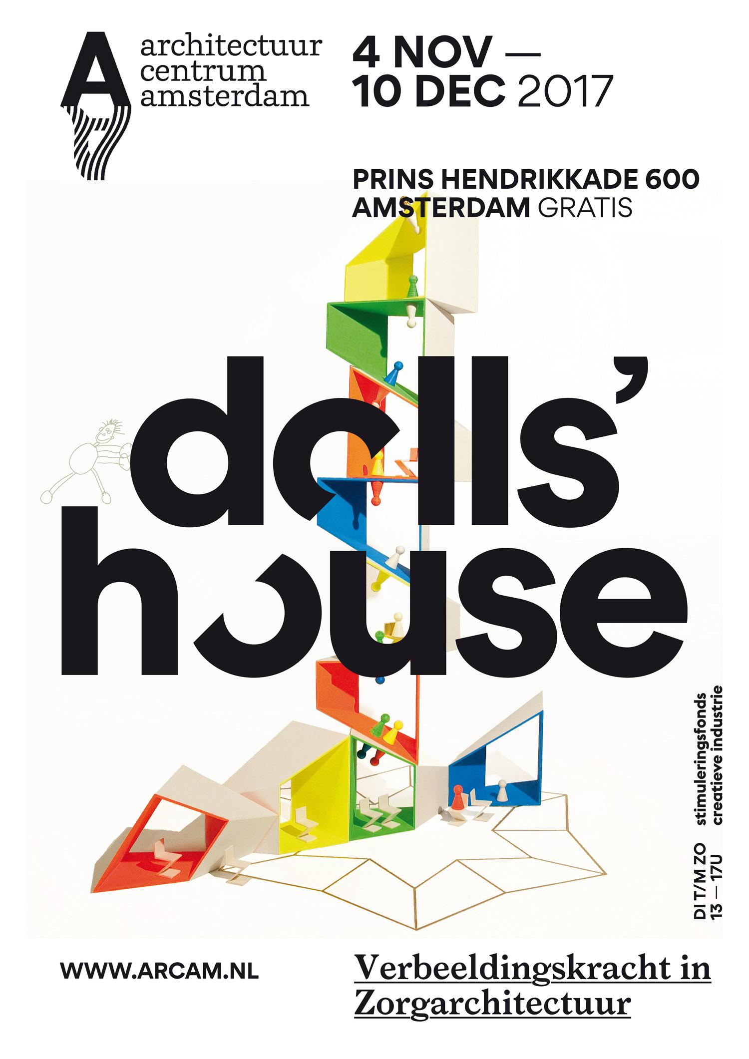 poppenhuis ARCAM poster